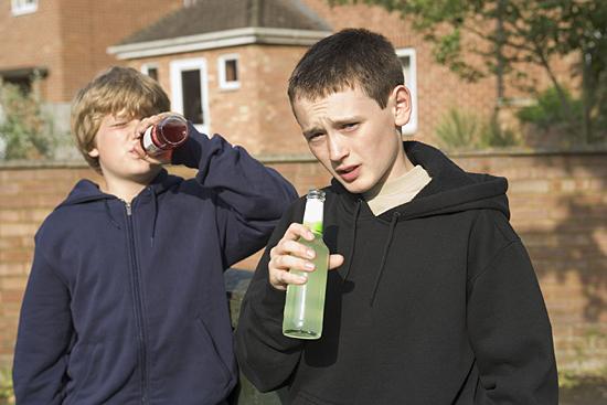 dzieci i alkohol