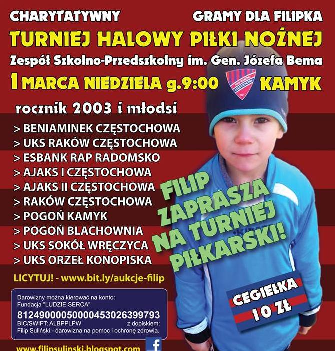 plakat Filip Sulinski Kamyk