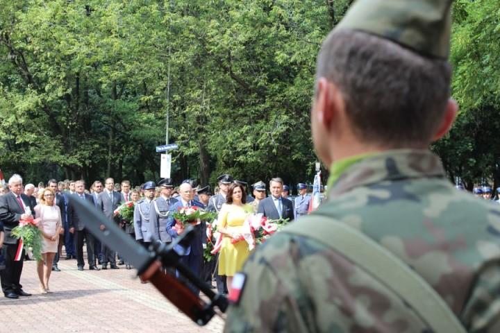 22 08 2015 Zawiercie Święto Wojska Polskiego 11