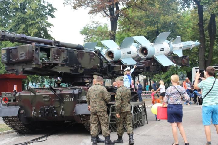 22 08 2015 Zawiercie Święto Wojska Polskiego 14