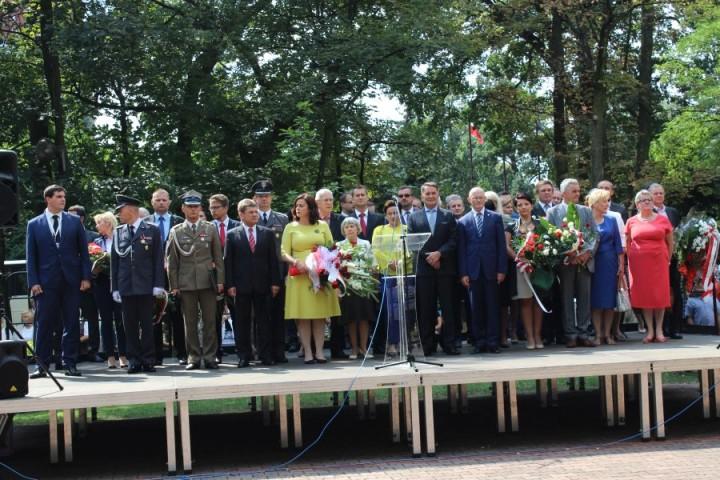 22 08 2015 Zawiercie Święto Wojska Polskiego 8