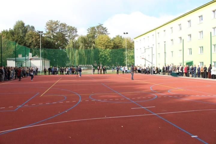 Otwarcie boiska 3