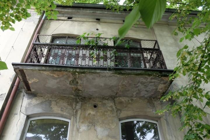 dom Piłsudski front 2