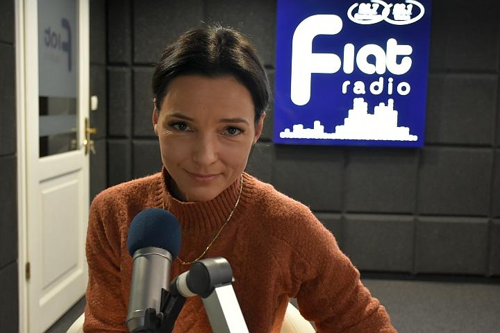 Monika Przystalska fot. Zbyszek Derda Radio Fiat