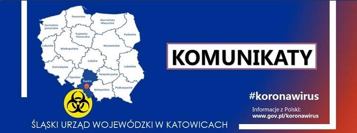 14 nowych przypadków zakażenia koronawirusem w województwie śląskim