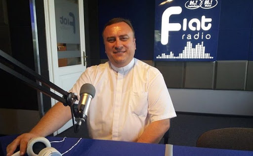 ks. Marek Bator/fot. Radio Fiat