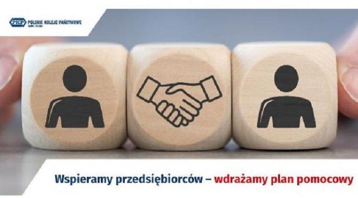 Grupa PKP: Wspieramy swoich kontrahentów