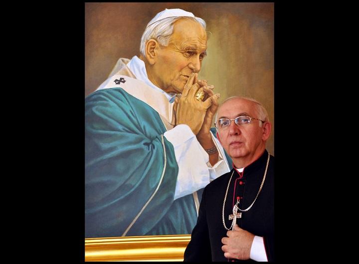 Dziękczynienie Bogu za św. Jana Pawła II i za Cud nad Wisłą. Rozmowa z abp. Wacławem Depo