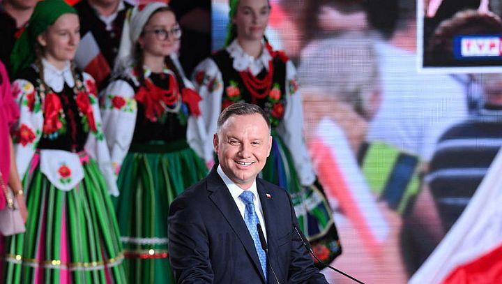 Exit poll: Andrzej Duda z przewagą 0,8%!