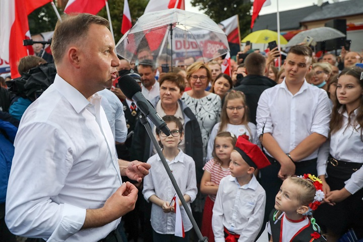Druga kadencja prezydentury Andrzeja Dudy – co to oznacza dla Częstochowy i regionu?