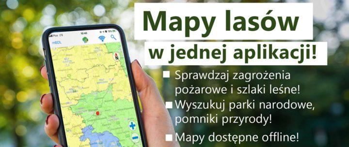 Mobilny Bank Danych o Lasach
