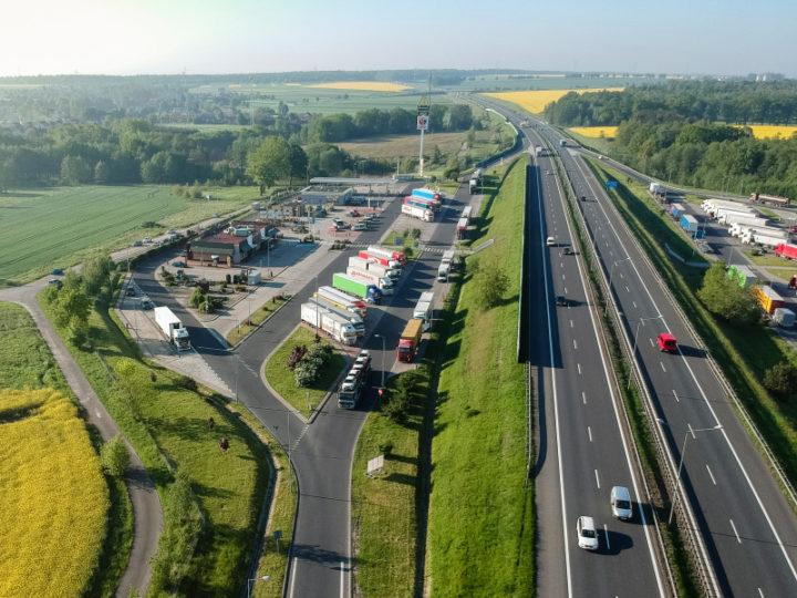 11 chętnych do budowy MOP-ów na Autostradowej Obwodnicy Częstochowy
