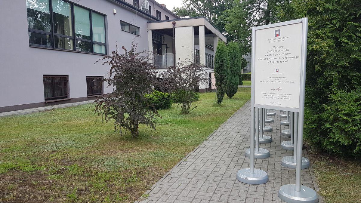 O Bitwie Warszawskiej w Archiwum częstochowskim
