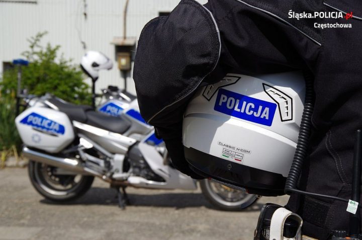Policja podsumowuje wakacje na częstochowskich drogach