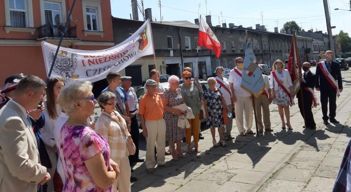 Uhonorowano częstochowian poległych w Powstaniu Warszawskim