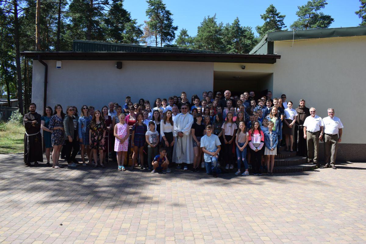 Wakacje z Caritas w Poniku