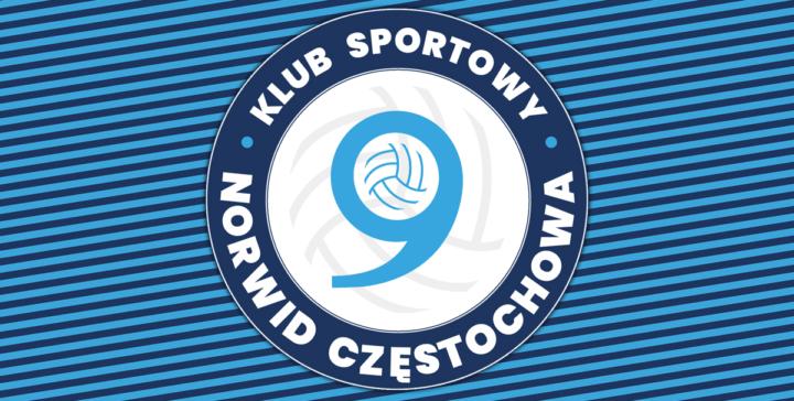 Norwid Częstochowa ma nowy herb!