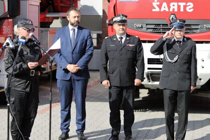 Śląscy strażacy z kolejnym dofinansowaniem