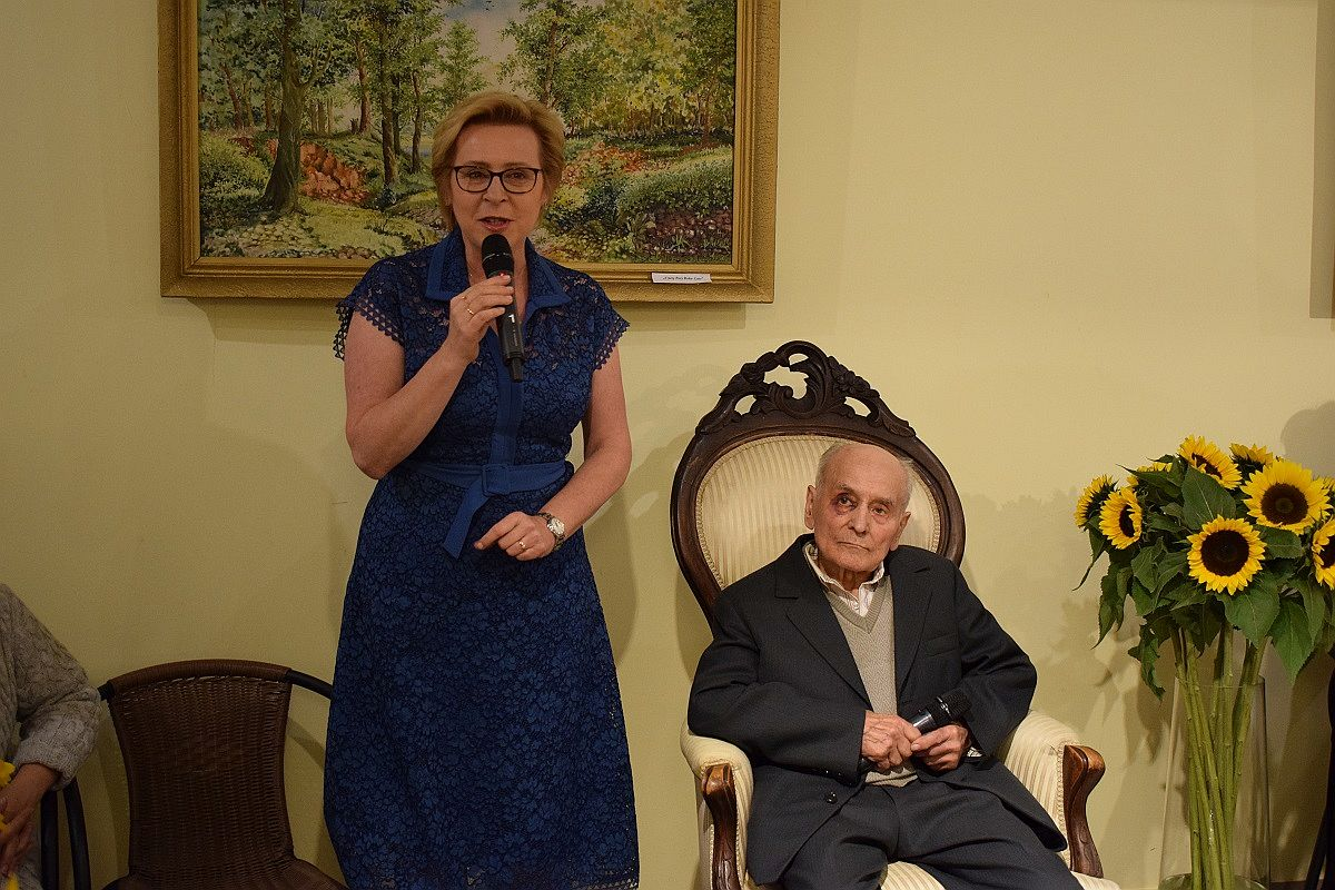 Tadeusz Puszczewicz zasłużonym dla kultury polskiej