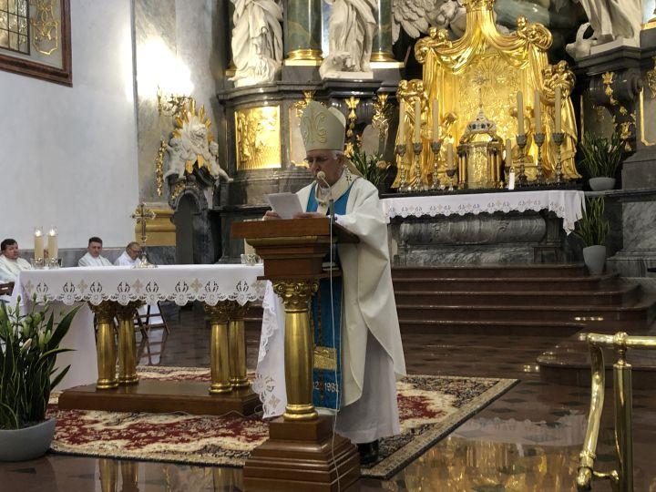 Pielgrzymowanie jest dla nas czymś naturalnym – abp Wacław Depo o pielgrzymce kapłanów
