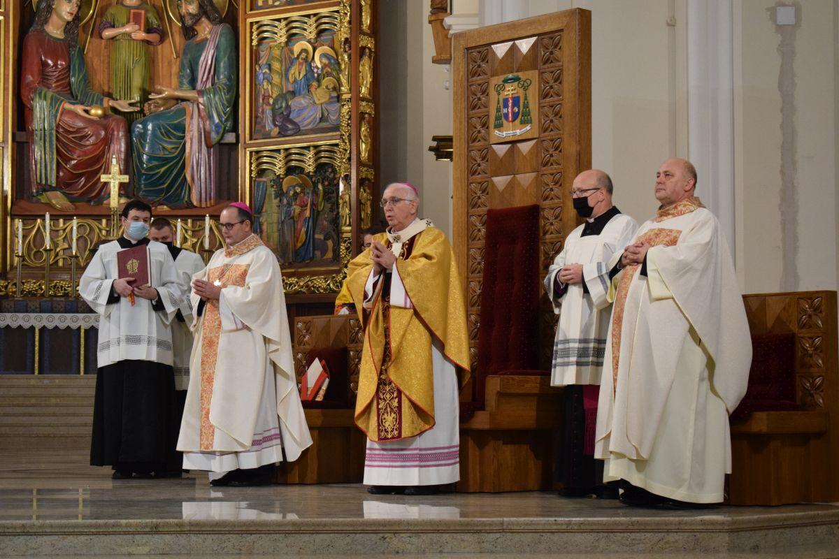 Dwie rocznice uczczone w Bazylice Archikatedralnej