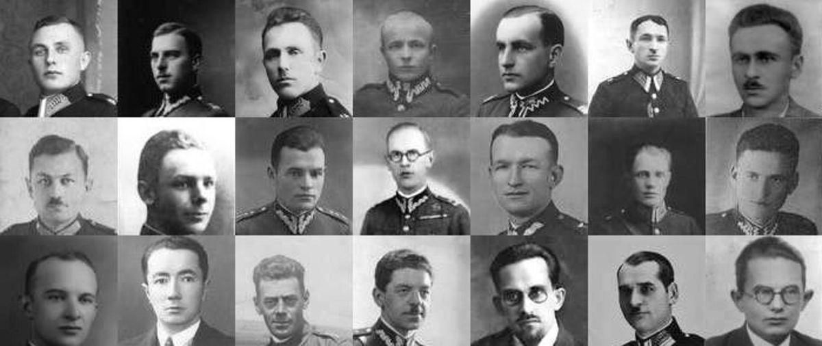 MKiDN udostępnia bazę Ofiar Zbrodni Katyńskiej