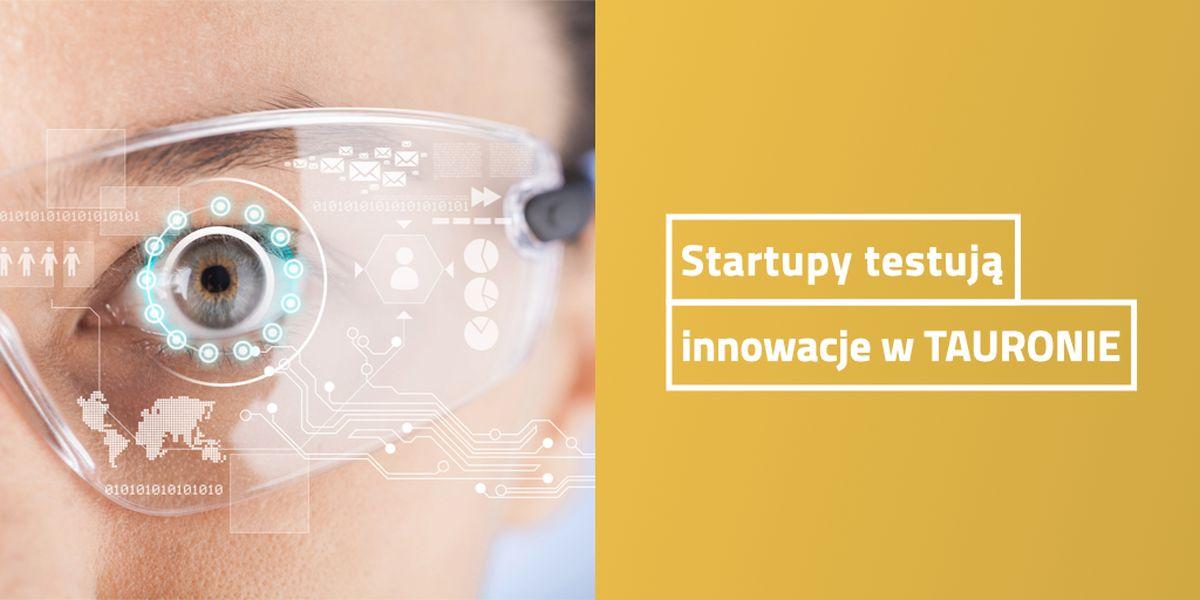 Startupy testują w TAURONIE