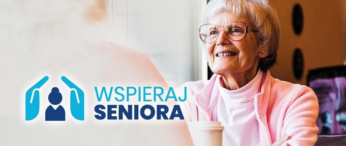 Seniorze, zostań w domu