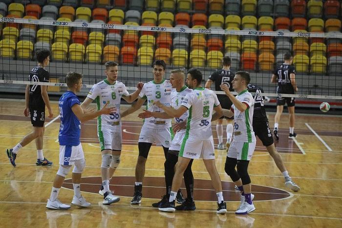 Trzecia z rzędu wygrana Eco-Team AZS-u Stoelzle Częstochowa!