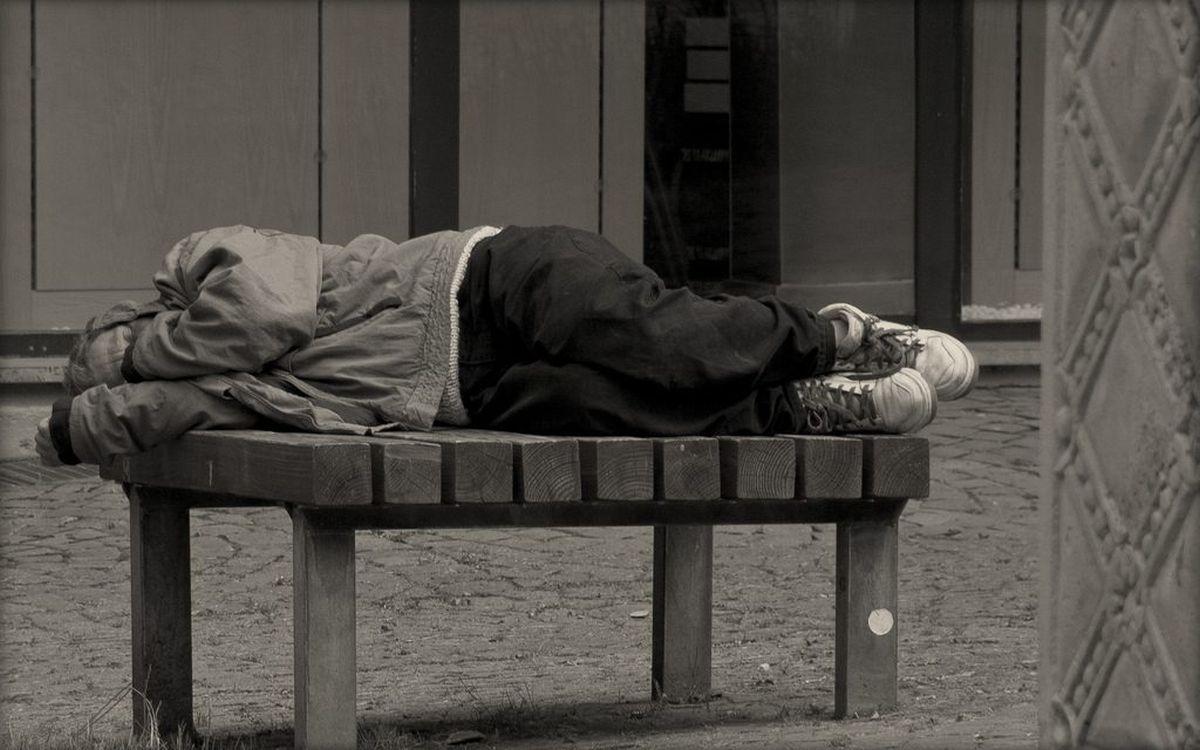 Pomoc osobom bezdomnym