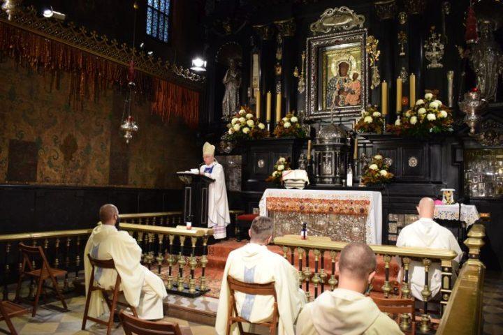 Msza św. w intencji dziennikarzy na Jasnej Górze