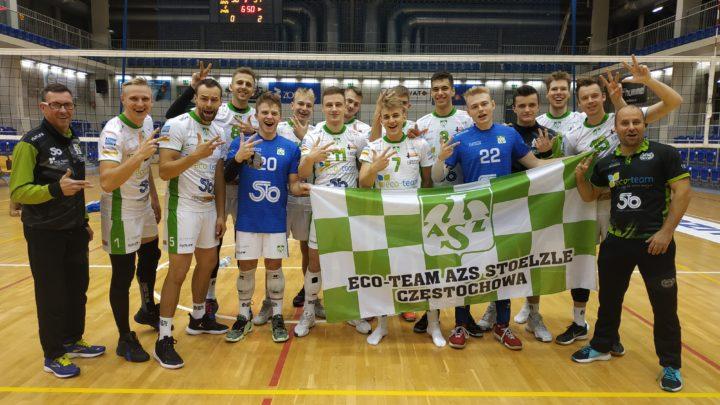 Intensywny weekend Eco-Team AZS Stoelzle Częstochowa!