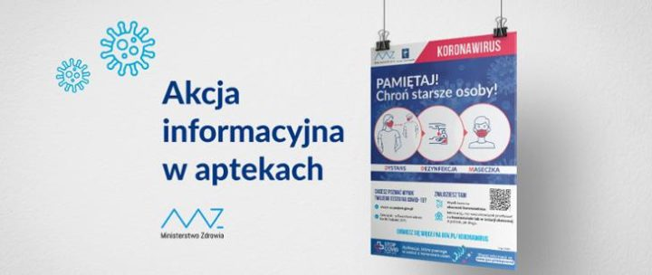 Akcja informacyjna w aptekach