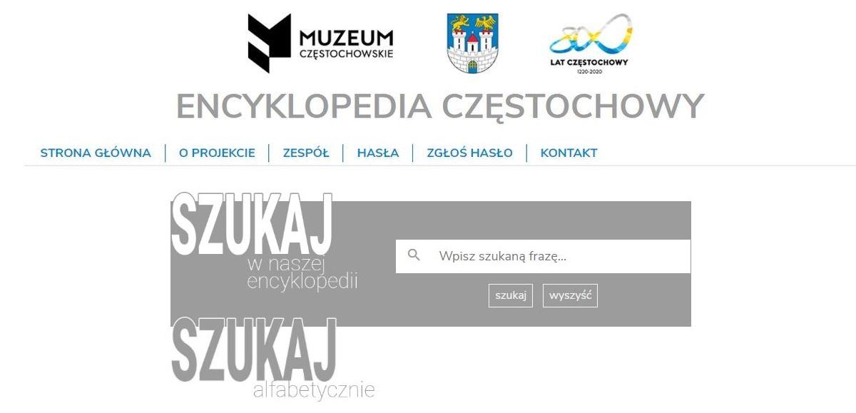"Częstochowska ""Wikipedia"""