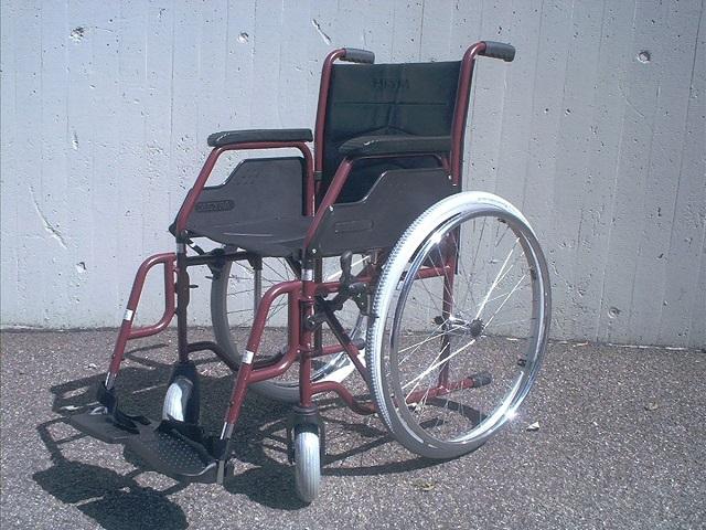 wozek inwalidzki za wiki