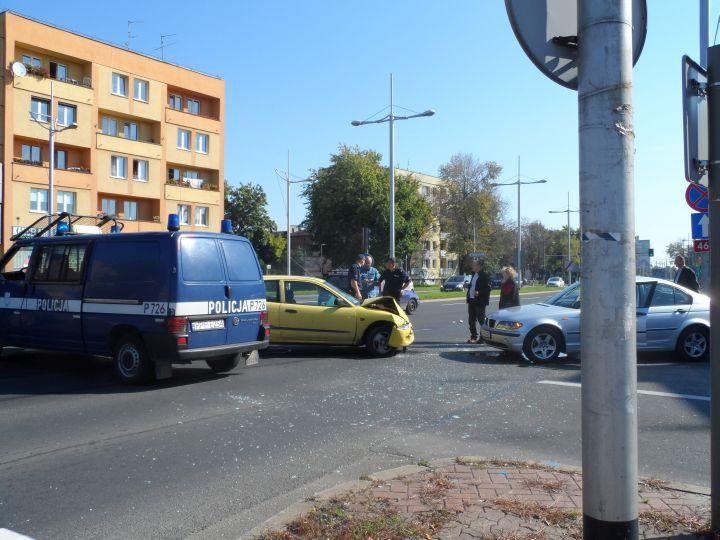 2 wypadek