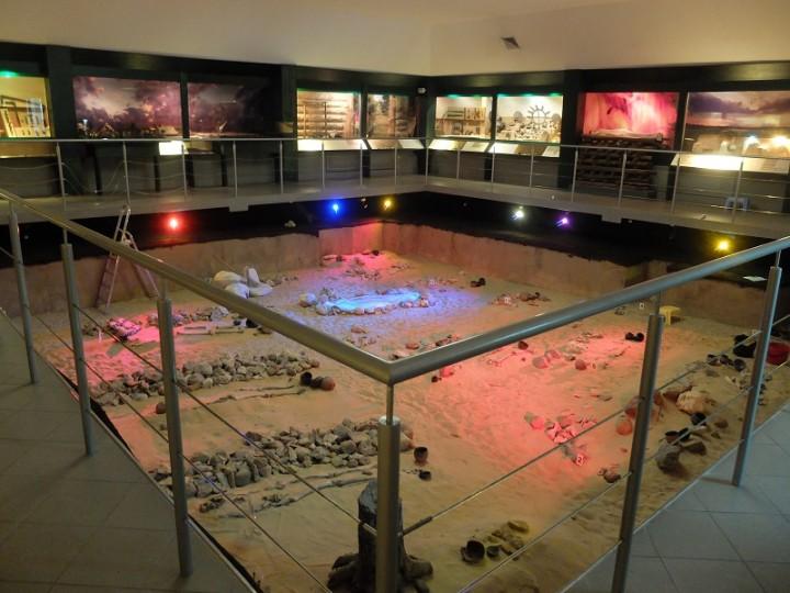 rezerwat archeologiczny raków - kr