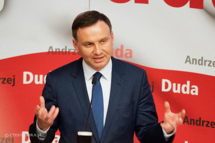 2015-02-18-Andrzej Duda w Częstochowie (07 of 13)