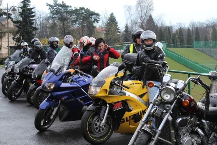 20 04 2015 Zawiercie Rozpoczęcie sezonu motocyklowego 2