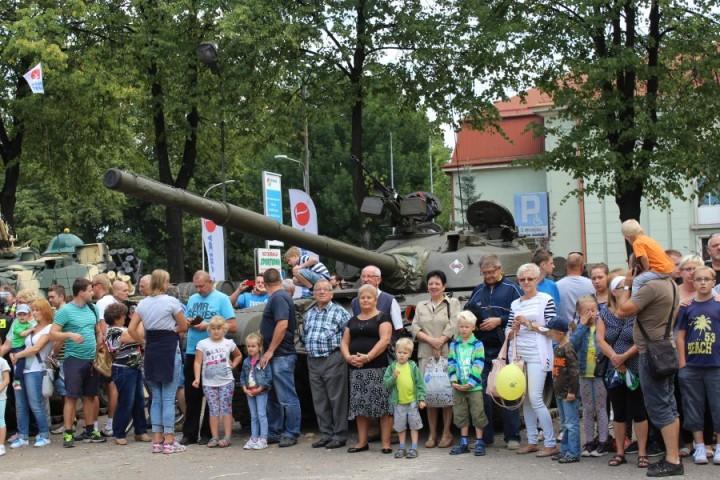 22 08 2015 Zawiercie Święto Wojska Polskiego 13