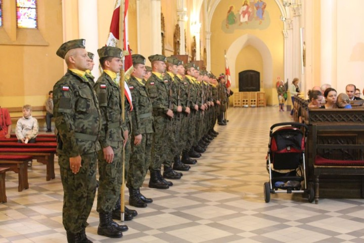 22 08 2015 Zawiercie Święto Wojska Polskiego 2