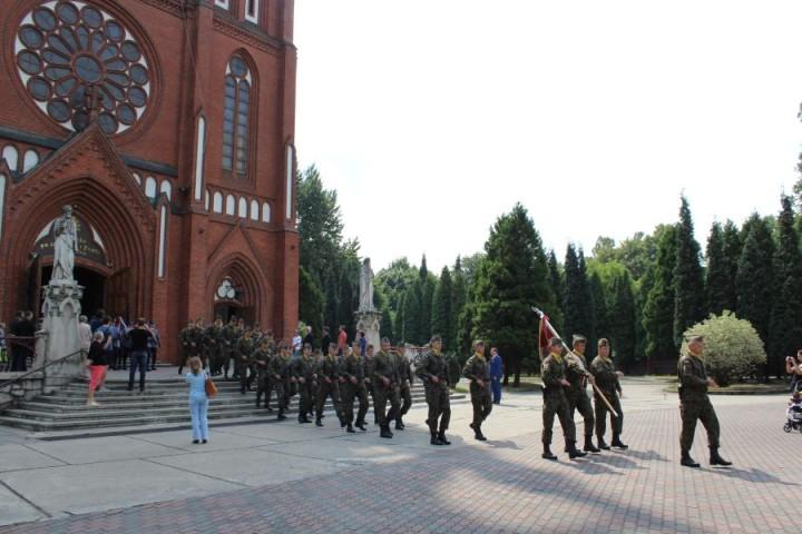 22 08 2015 Zawiercie Święto Wojska Polskiego 7