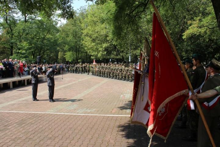 22 08 2015 Zawiercie Święto Wojska Polskiego 9