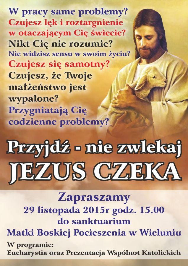 Plakat Wielun