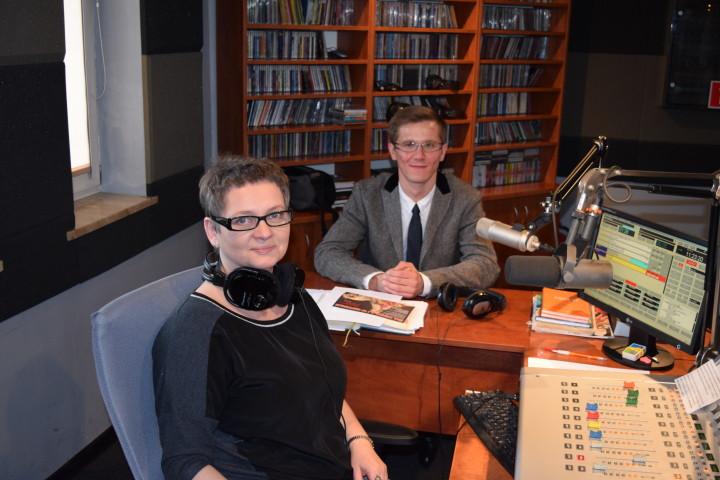 Adrian Skrzypczak w Radio Fiat