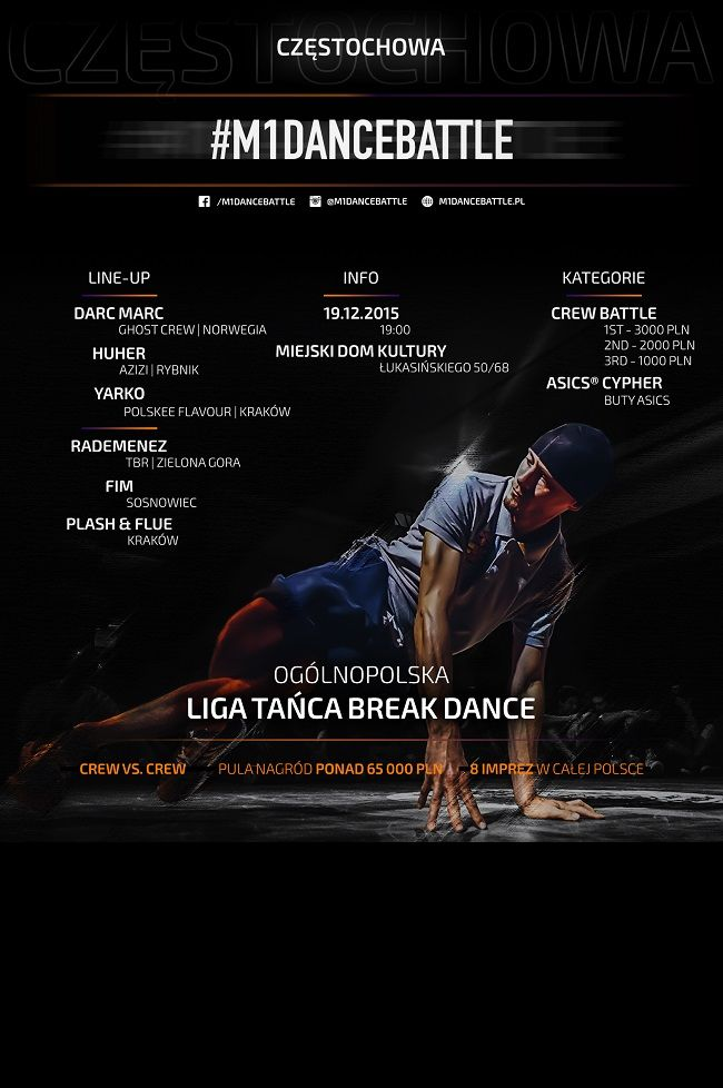 Ogolnopolska Liga Tnaca Break Dance