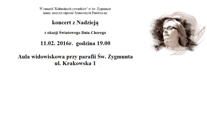 Agnieszka Fiuk koncert