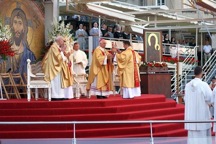 msza św. w intencji częstochowy