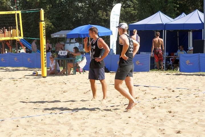 siatkówka plażowa mistrzostwa częstochowy