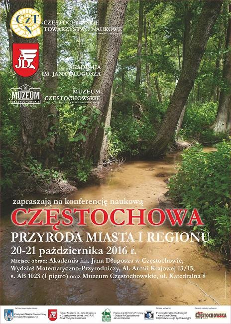 czestochowa-przyroda-miasta-i-regionu-plakat